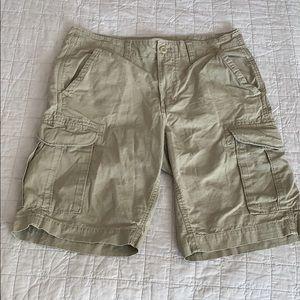 Sonoma men's cargo shorts size 32